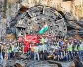 First TERRATEC TBM Breaks Through on Mumbai Metro