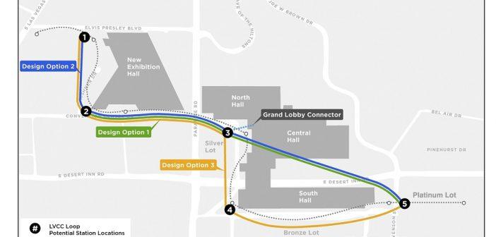 LVCVA Board Approves Boring Company Proposal for Las Vegas Convention Center