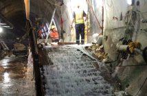 cross passage excavation
