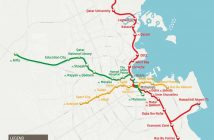 Phase 1 of the Doha Metro project