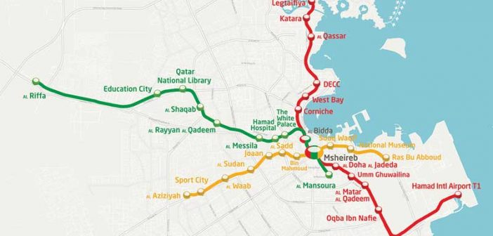 Doha Residents Welcome New Metro Connections