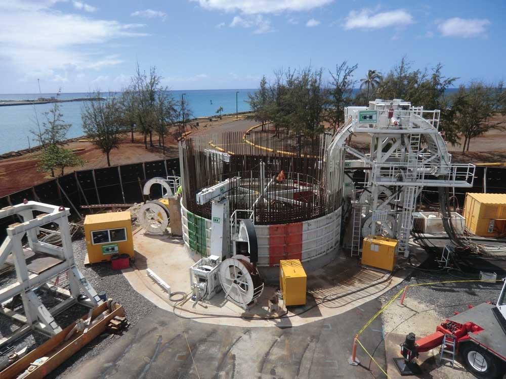 VSM site in Honolulu