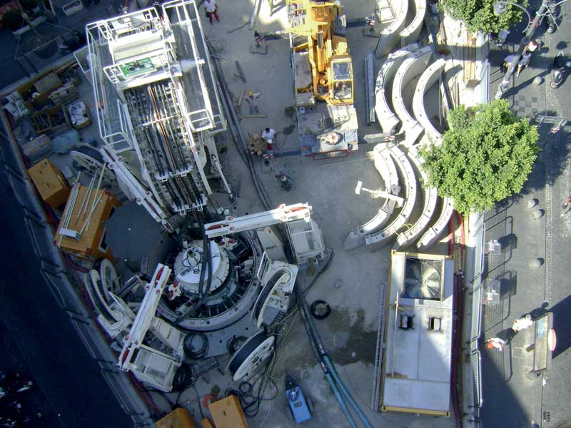 VSM site in Naples