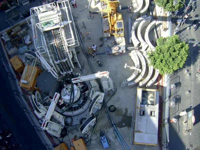 VSM site in Naples