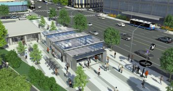 Tutor Perini Receives Notice of Intent to Award a $1.4 B Contract for the Purple Line 3 Stations Project