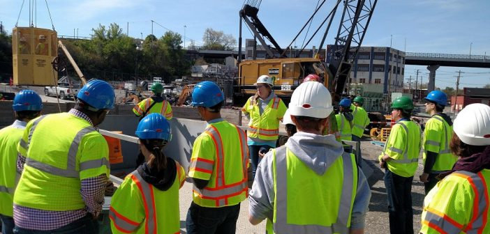 Touring NEORSD's Westerly Storage Tunnel for Infrastructure Week