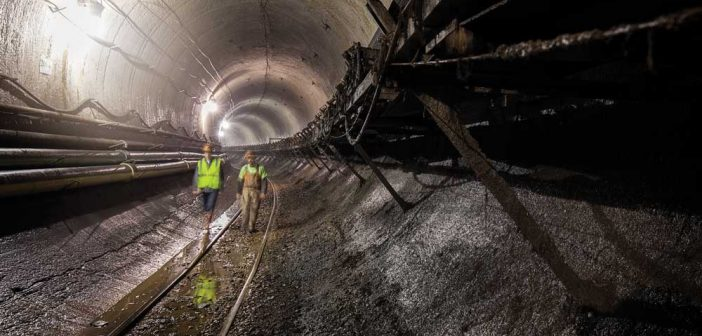 DigIndy Plows Ahead: Workhorse TBM and Conveyor System  Complete Leg of Vast Indianapolis Network
