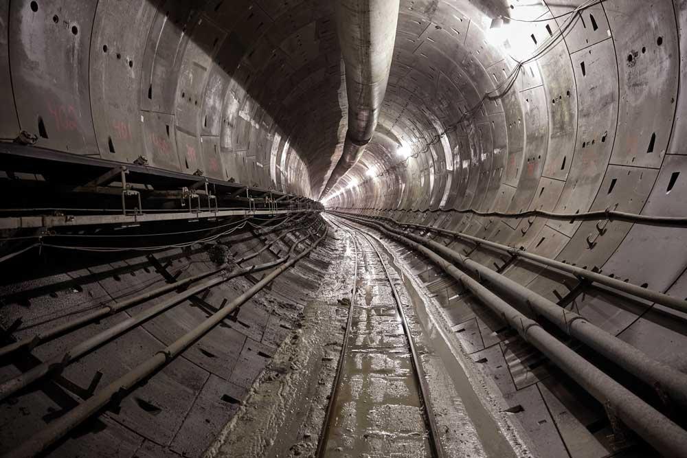 Ohio Canal Interceptor Tunnel