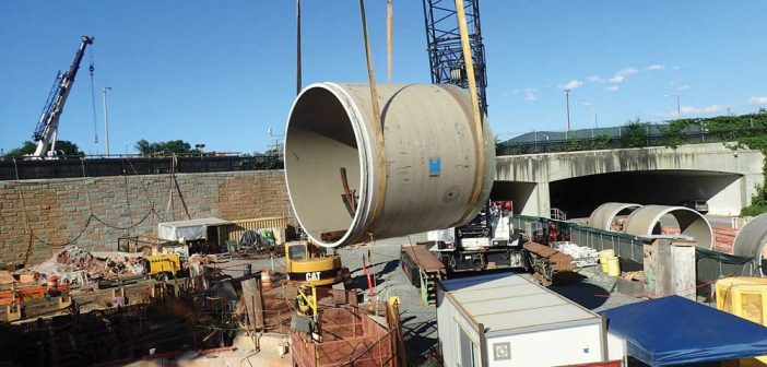 First Section of Anacostia River Tunnel Opens, Fulfills Promise of Cleaner Water
