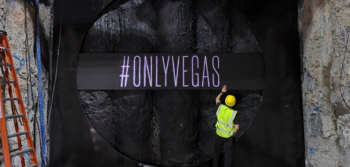 First of Two Tunnels Complete Under Las Vegas Convention Center