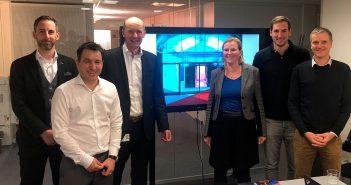 Siemens Joins Consortium for Underground Data Centers