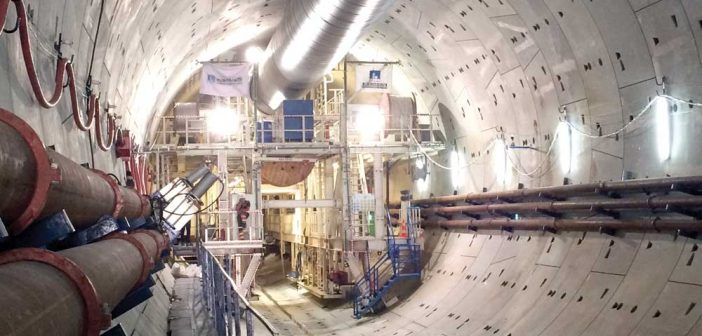 Tunneling Industry Outlook 2020