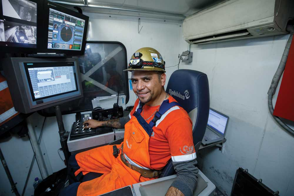 Technology to Advance Tunnel Boring