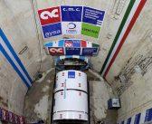 Argentina's President Kicks Off Landmark Agua Sur tunnel