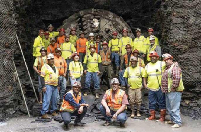 Blacklick Creek Interceptor Sewer Project