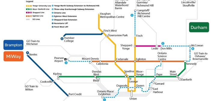 Ontario Moves Forward with Signature Subway Project