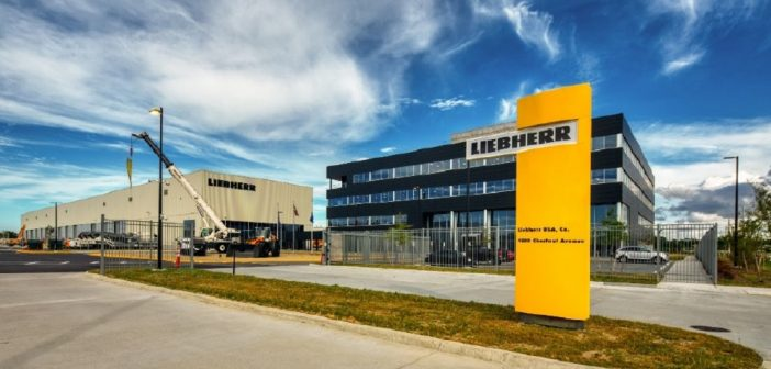 Liebherr USA Unveils Newly Expanded Headquarters