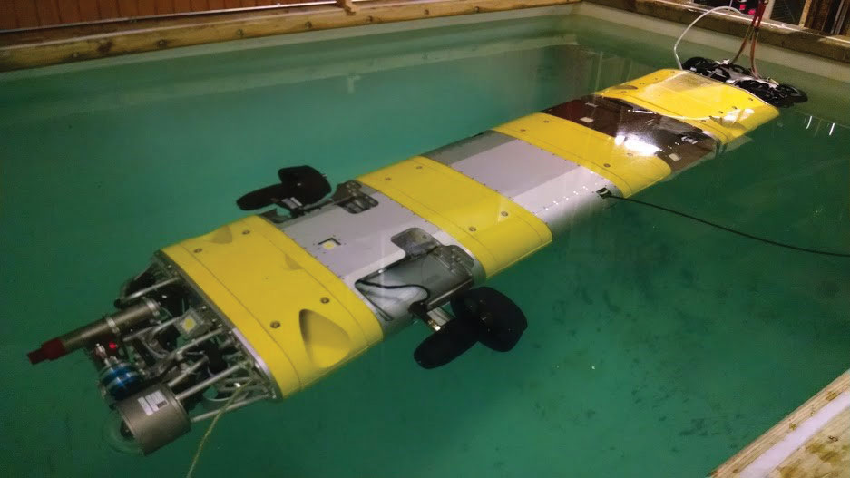 custom ROV