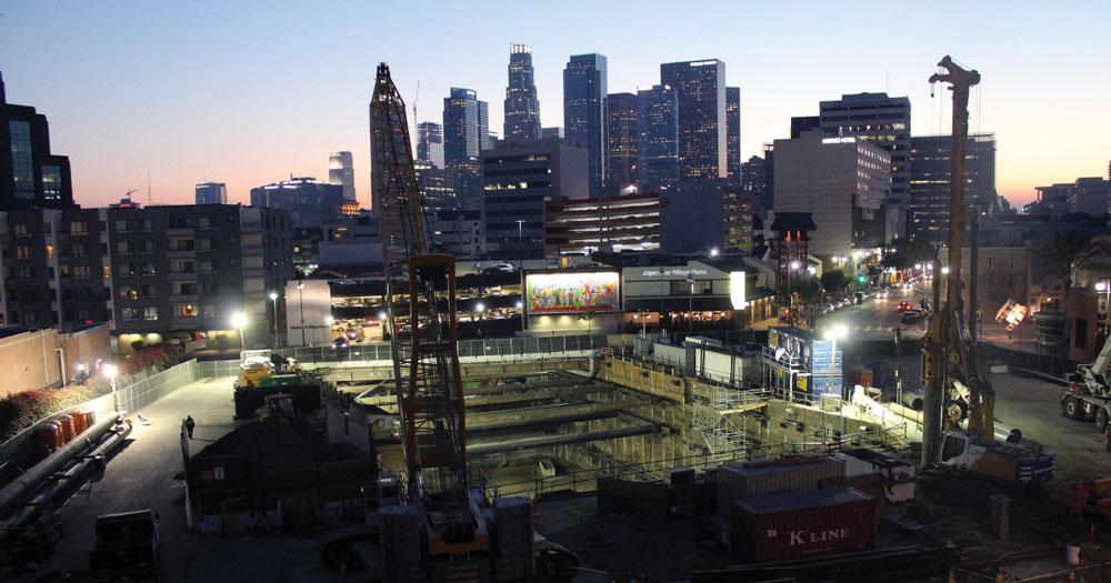 LA Metro's Regional Connector