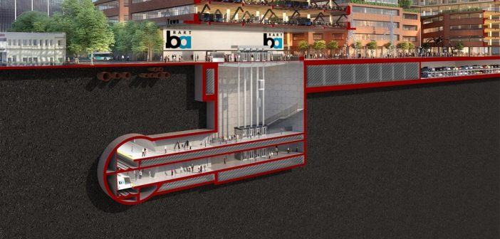 BART Silicon Valley Phase II Project: Early Contractor Engagement Begins