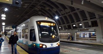 Seattle's Sounder Celebrates 20 Years of Commuter Rail Service