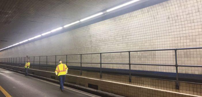 Lighting the Chesapeake Bay Bridge-Tunnel