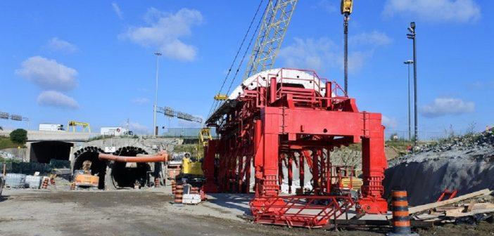 Kitchener GO Rail Tunnel Excavation Complete