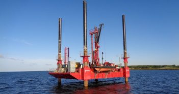 Fugro Completes Geotechnical Investigation for Fehmarnbelt Tunnel