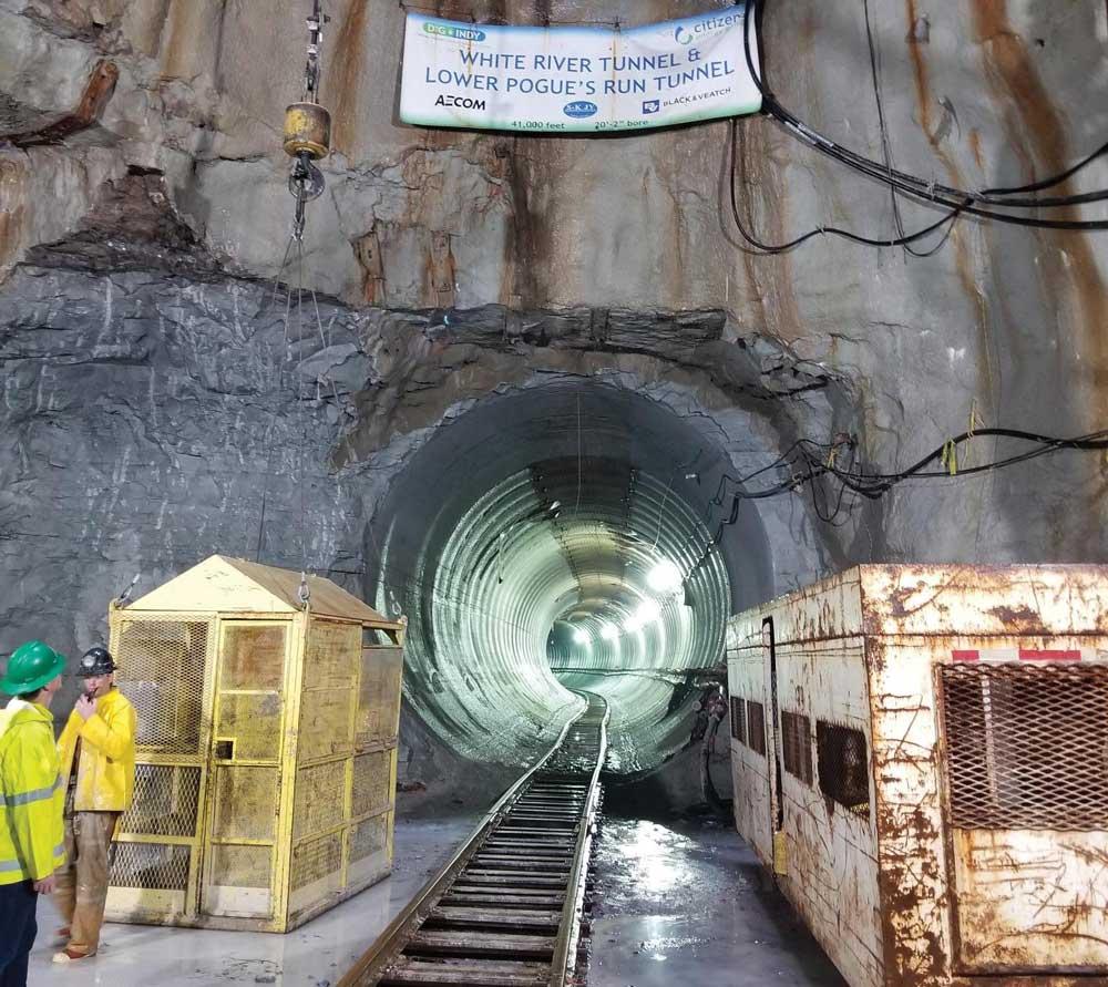 White River Tunnel